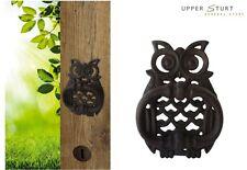 Door Knocker Hoot Cast Iron Door Knocker Owl