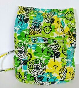 2012 Vera Bradley String backpack | Joan Bradley Special Edition | Great Cond.