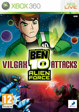 Ben 10 Alien Force: Vilgax Attacks - X360 ITA - NUOVO SIGILLATO [X3600609]