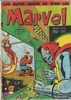RARE EO MARVEL N° 3 JUIN 1970 STAN LEE + COLLECTIF ( ÉTAT CORRECT )