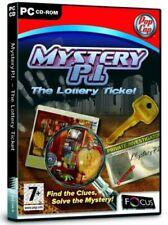 Mystery P. I: Le billet de loterie (PC CD).