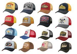 Neu Stetson Trucker Cap Mesh Cap Baseball Base Cap