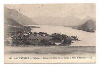lac d'annecy  talloires