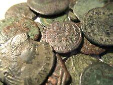 Ancient Roman Bronze Coin - Roman Empire 207- 370 A.D. - Authentic Rare Artifact