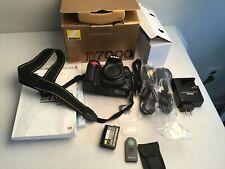 Nikon D7000 16.2MP Digital SLR Camera Body + wireless remote