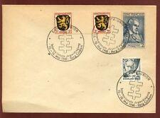 Germania OCCUPAZIONI ALLEATE 1948 conferenza, 2M francese zona copertura #C 7953