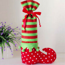Socks Gift Soft Sock Cute Santa Claus Christmas Xmas Gift Children Candy Bag