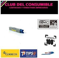 OKI C3300/C3400/C3450/C3600 AMARILLO CARTUCHO DE TONER GENERICO 43459433/4345932