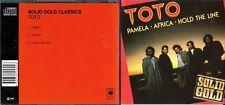 Toto cd (3 tracks) - Africa/Hold The Line/Pamela