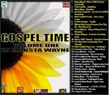 Dj Mansta Wayne - Gospel Time Mix Vol. 1 CD