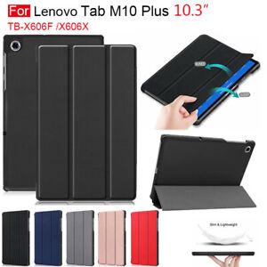 SMART COVER CUSTODIA Integrale SUPPORTO per Lenovo Tab M10 FHD PLUS 10.3 TB-X606