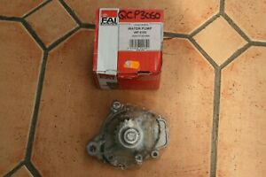 honda civic,crx,shuttle,concerto,rover 216,416, WATER PUMP fai wp6152 QCP3060