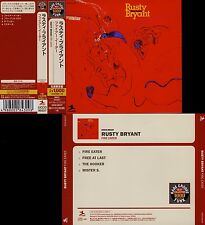 RUSTY BRYANT  fire eater  IDRIS MUHAMMAD / UCCO-90337 , JAPAN 2015