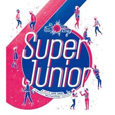 SUPER JUNIOR [SPY] 6th Repackage Album CD+Booklet K-POP SEALED