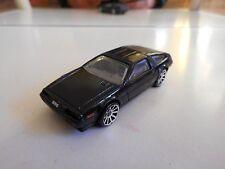 Hotwheels GMC Delorean in Black