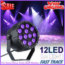 12W LED Stage Light DMX Lighting For Halloween Christmas Party Disco Wall Washer