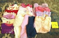 Girls Clothes 3-6 Month - Fall/Winter - Mixed Lot of 17 Pieces #176