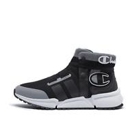 Men's Champion Rally Future Casual Shoes Black/Grey/White CP100424 002