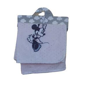 Disney Minnie Mouse Baby Girls Pink Soft Blanket Fleece Throw Brand New Primark