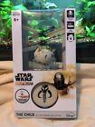 World Tech Toy Star Wars Mandalorian The Child Baby Yoda Motion Sense Helicopter