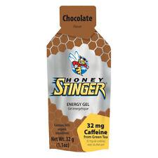 Honey Stinger Organic Energy Gel Box of 24 Org Chocolate Caffein 1.3oz Bxof24