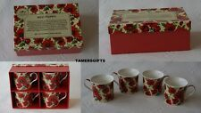Poppy Design Set of 4 Mugs Lp92557