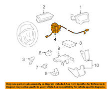 GM OEM Airbag Air Bag-Clockspring Clock Spring 26101903