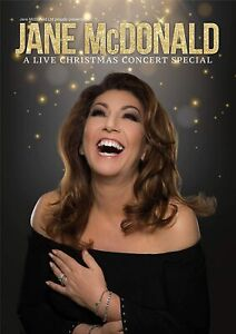 Jane McDonald A Live Christmas Concert Special DVD All I Want For Christmas+More