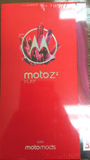 MOTOROLA MOTO Z2 PLAY XT1710-06 64GB DUAL SIM UNLOCKED W/ MOTO MODS BATTERY PACK
