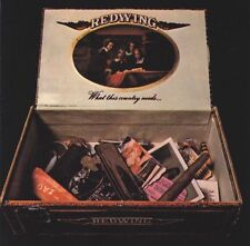 CD REDWING - What This Country Needs / USA 1972 Southern Country Rock Westcoast