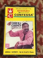 erroll garner : up in erroll's room . cassette