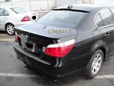 Stock IN US 04-10 A Trunk Spoiler Lip Fit BMW E60 525i  535i 550i 4D Color #475