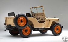 1945 Willys JEEP CJ2A, Refrigerator Magnet, 40 MIL THICK