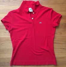 Lacoste Women's Polo (Red)