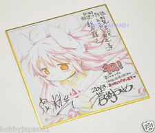 Puella Magi Madoka Magica The Movie Rebellion Autograph Board Ultimate