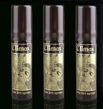Pene Eyaculación precoz garantizada 100 retraso Climax spray para hombre
