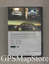 2005 2006 2007 2008 Mercedes SLK280 SLK350 SLK55 Navigation DVD Map 2014 Update