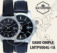 Casio Couple Watch LTPV004L-1A MTPV004L-1A