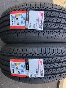 2x 235/55 R18 RIKEN 701,100V, M+S (Made By Michelin) Brand New