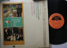 Country Lp Billy Graham Euro '70: Where East Meets West On Bgc