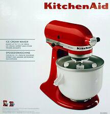 KitchenAid 5 KICA 0wh gelati macchine-Accessori, Ice-Cream-maker, FABBRICATORE GHIACCIO 1,9 L