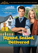 Signed Delivered Region 1 DVD