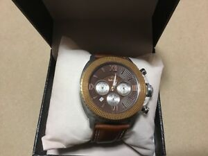 Timberland Quartz watch with leather strap