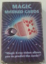 Magic Marked Cards - Magic in the Air