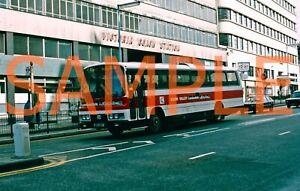 35mm bus slide Alder Valley Leyland  Leopard / ECW WPD 29 Y - 29