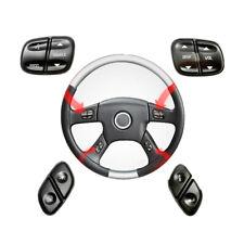 4PCS Steering Wheel Radio Volume Control Switch Kit for Chevrolet GMC