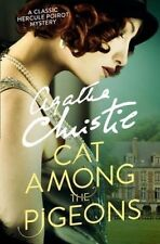 Cat Among the Pigeons (Poirot) by Agatha Christie (Paperback, 2014)