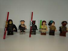 LEGO STAR WARS 6 x Minifigure Bundle Genuine Stocking Filler FREE UK Delivery