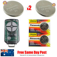 PTX-5v2 ATA Garage Door Remote Control Battery Replacement TrioCode128 PTX5