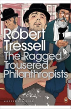 THE RAGGED TROUSERED PHILANTHROPIST BOOK NEW